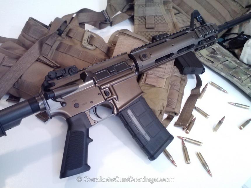 Copper Brown • H-149 • Cerakote Firearm Coati - photo#15