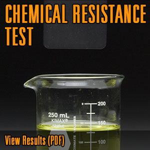CHEMICAL RESISTANCE TEST @CerakoteFinish #Cerakote