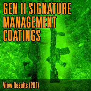 GENERATION II SIGNATURE MANAGEMENT COATINGS @CerakoteFinish #Cerakote