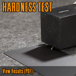 HARDNESS TEST @CerakoteFinish #Cerakote
